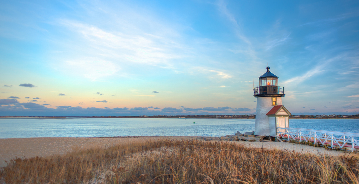 Brant Point Lighthouse Nantucket MA